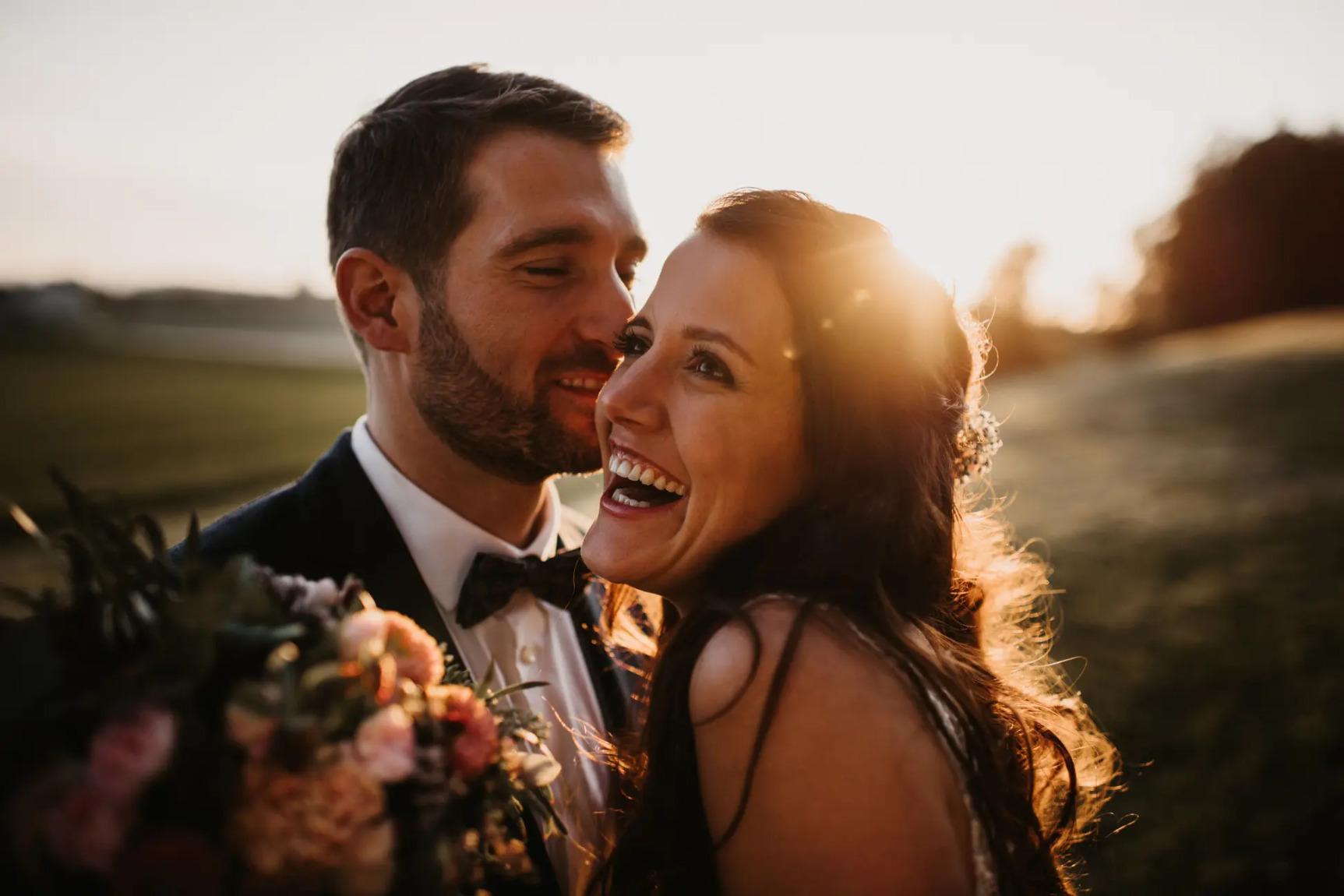 Ehrlich und Emotional: So will Jan die Paare auf seinen Bildern festhalten.