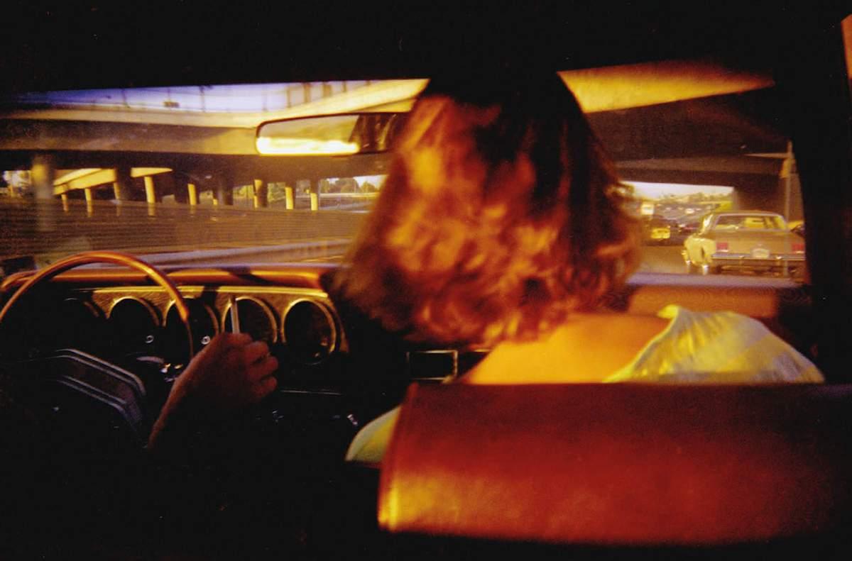 Simone Kappeler, Los Angeles, 18.7.1981, ©Simone Kappeler, Courtesy Bildhalle