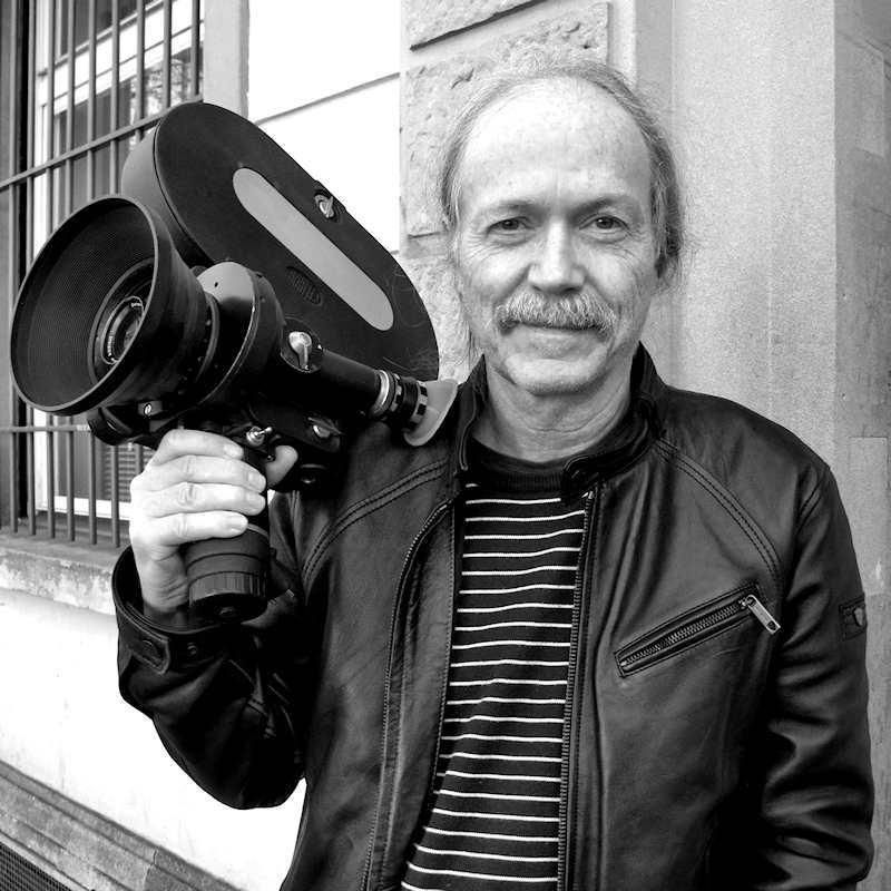 Der Schweizer Fotograf und Filmemacher Steff Gruber (1953)