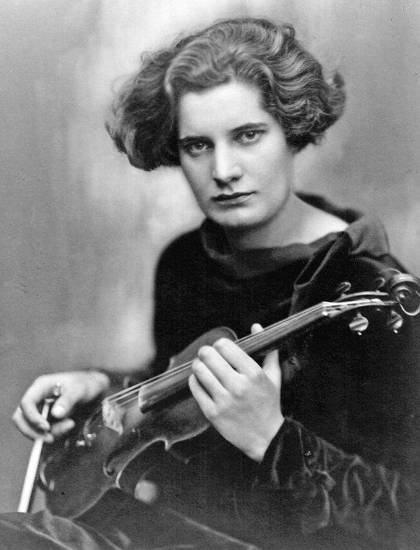 Die erste Karriere: Helene Fischer als Violinistin